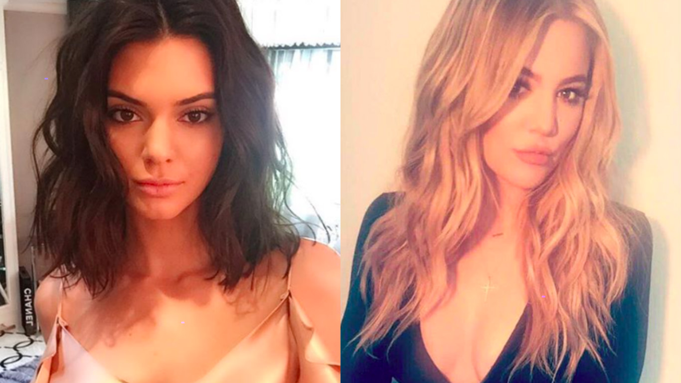 So THIS is how the Kardashians all have those sleek bendy beach waves