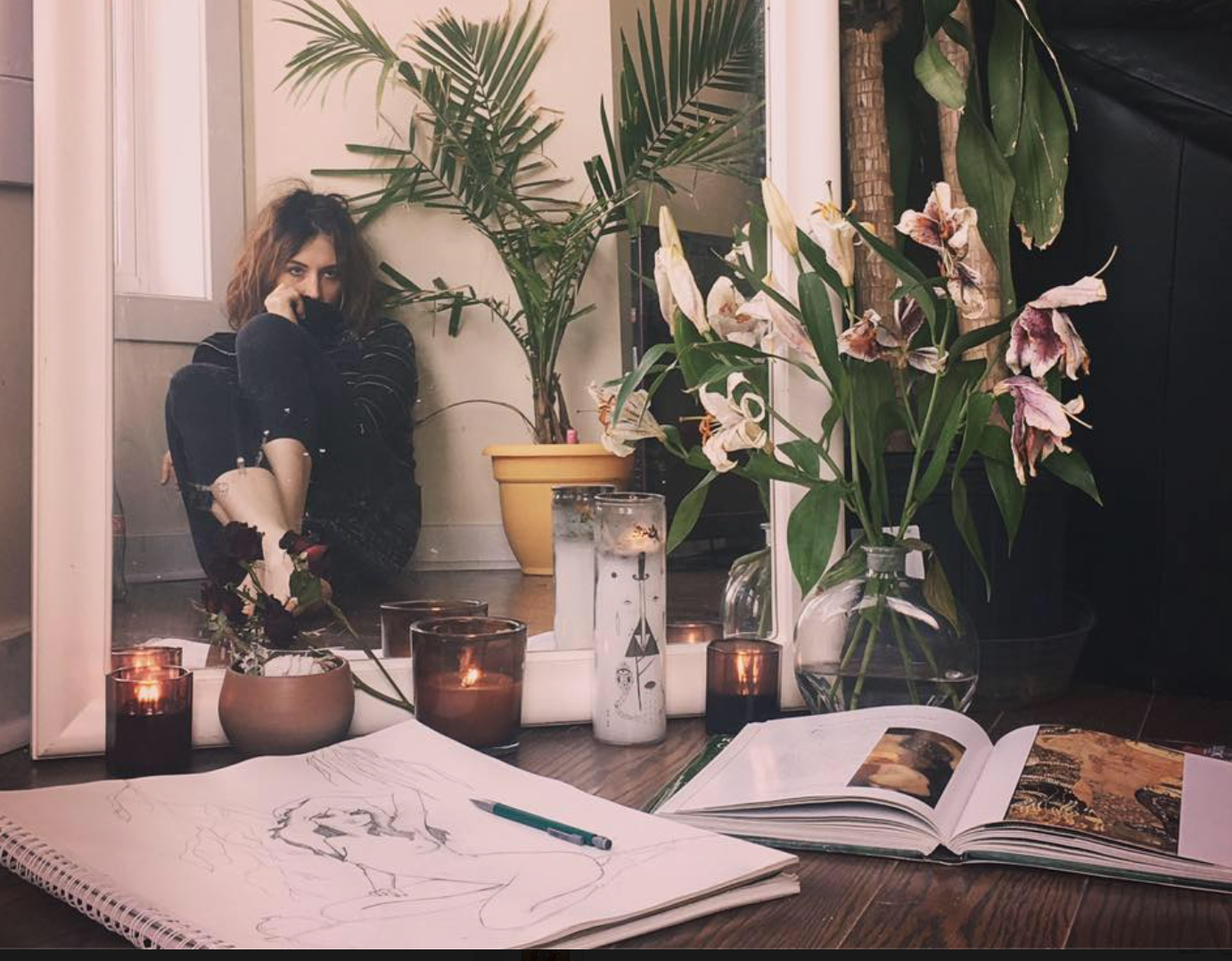 We spoke to Natalee Miller, the zodiac and tarot artist who will make your cosmic dreams come true