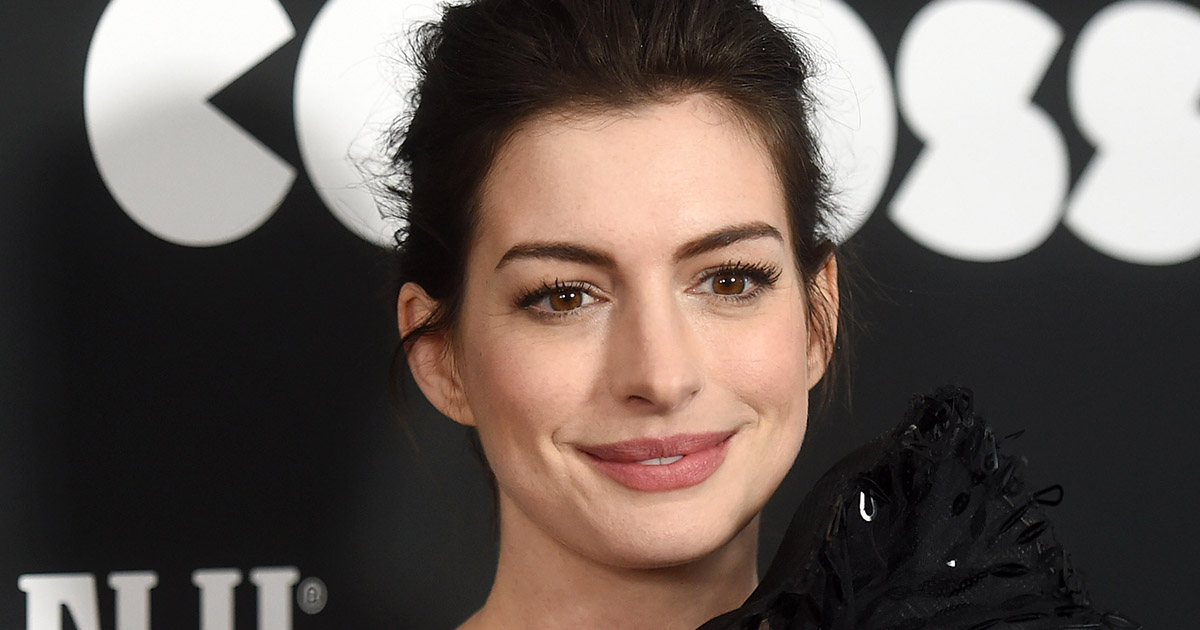 Anne Hathaway admits that she used to resist being directed by women because of internalized misogyny