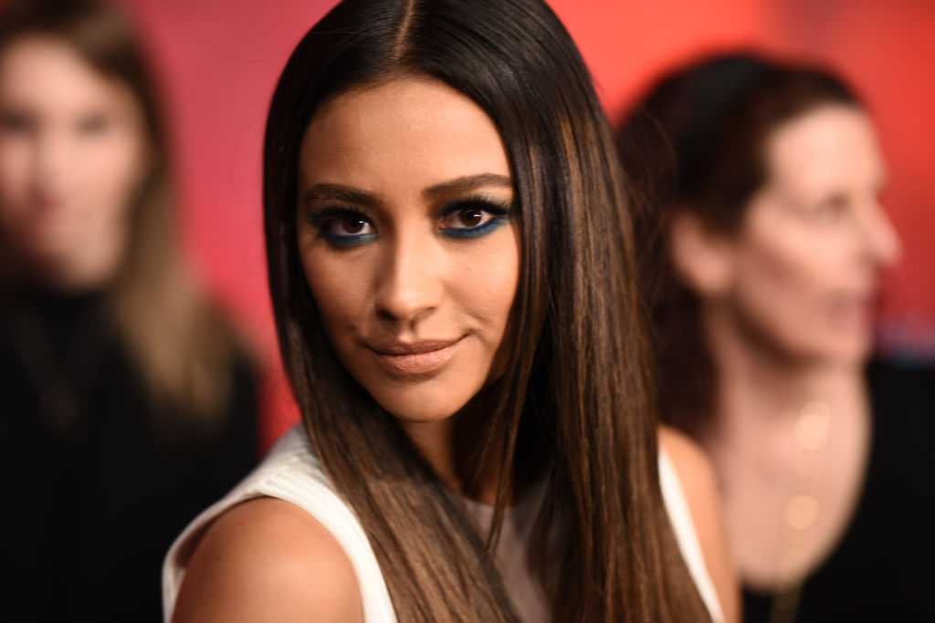 "Shay Mitchell didn't want that ""PLL"" tattoo, but it's not what you think"