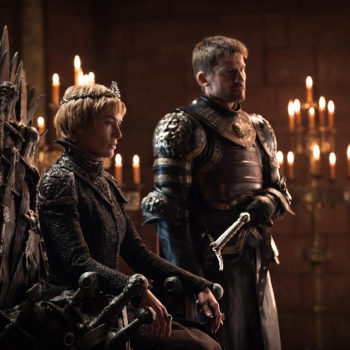"There's a tiny detail in this ""Game of Thrones"" photo that just might spell trouble for Cersei"