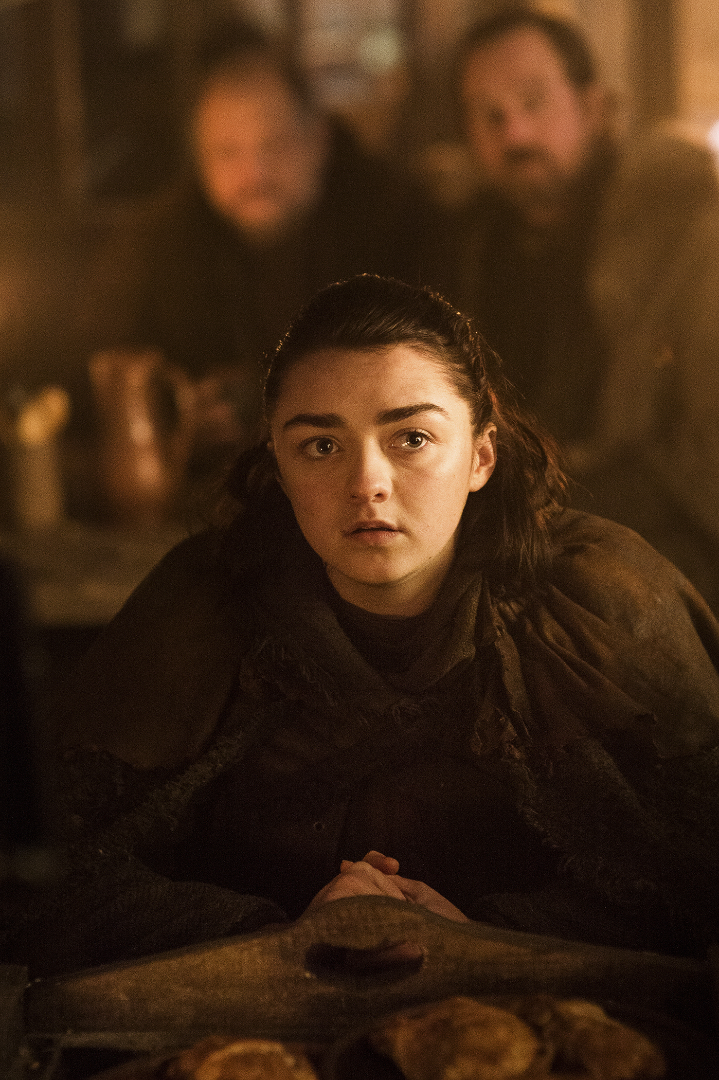"Arya finally gets sweet, sweet revenge during the ""Game of Thrones"" season premiere"