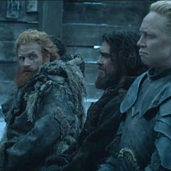 """Tormund's got heart eyes for days in the first picture from """"Game of Thrones"""" Season 7"""