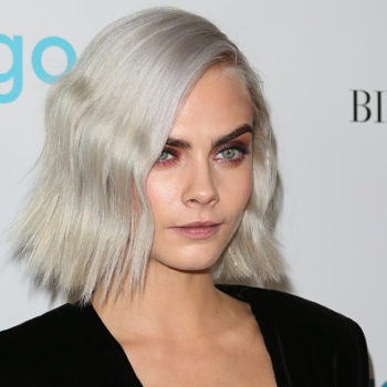 """Cara Delevingne was photoshopped to be thinner in """"Suicide Squad"""" and we're bummed"""