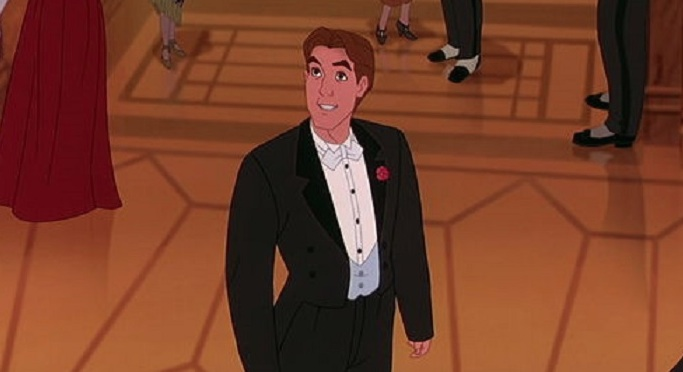 """I saw """"Anastasia"""" on Broadway, and I can't believe it, but I was way more into the villain than Dimitri"""