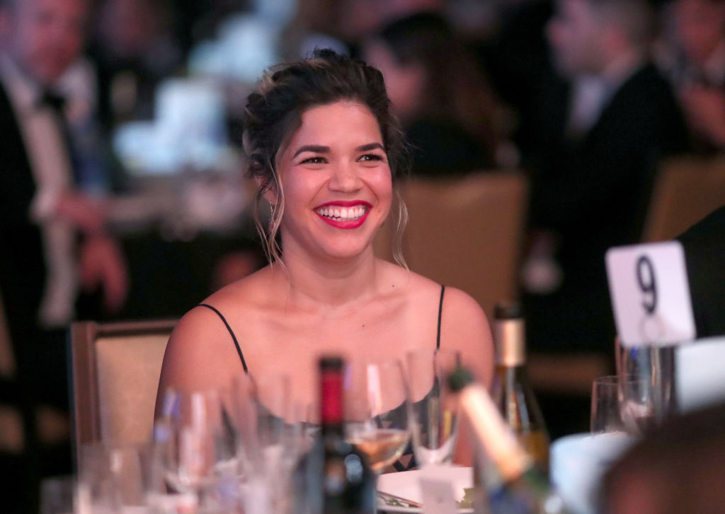 "America Ferrera ""thanks"" her body in this powerful Instagram post about turning 33"