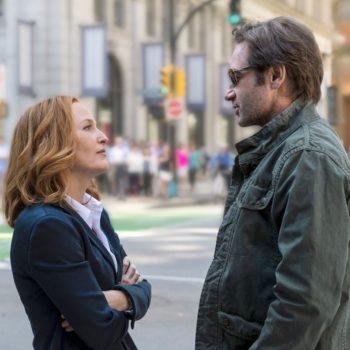 "We're so excited that ""The X-Files"" is coming back, but so bummed that all the writers are male"