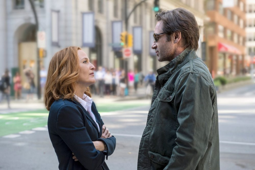 "We're so excited that ""The X-Files"" is coming back, but so bummed that all the writers are dudes"