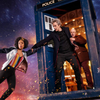 "It doesn't look like we'll be getting a female Doctor in ""Doctor Who"" anytime soon"