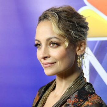 This is why Nicole Richie is glad social media wasn't around when she was growing up