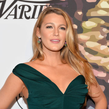 Blake Lively says that directing is a major possibility in her future, and we cannot support that more