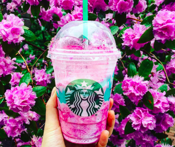 Here's what celebrity chefs think about Starbucks's new Unicorn Frappuccino