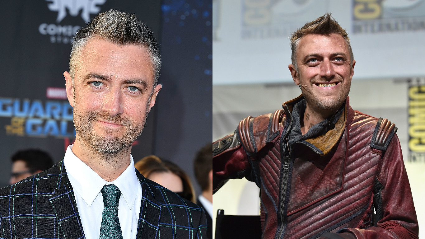 """Let's be honest: Sean Gunn is the real star of """"Guardians of the Galaxy"""" and the whole cast agrees"""