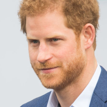 Prince Harry had the *best* response to reporters trying to get the scoop on his relationship
