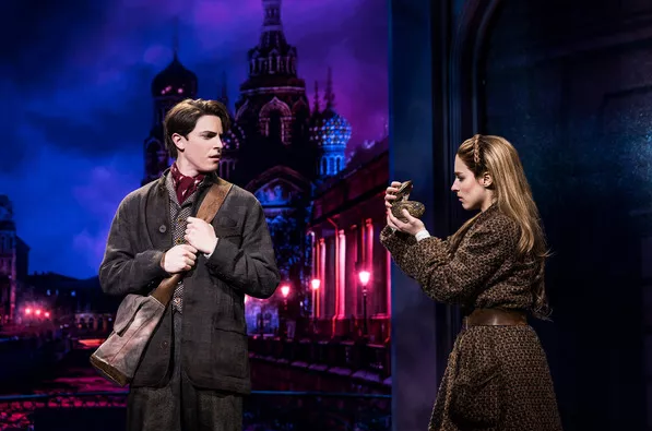 "These new pictures from ""Anastasia: The Musical"" are a perfect journey to the past"