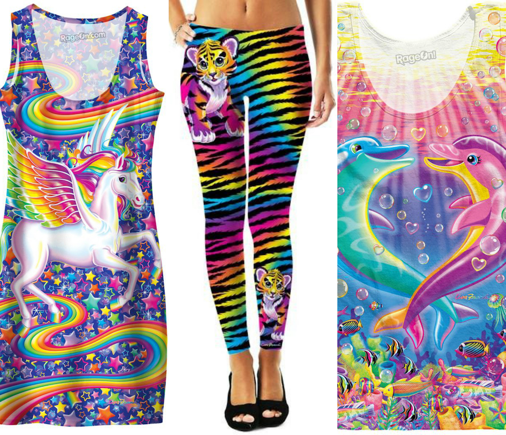 In honor of Lisa Frank's birthday, here are 10 magically nostalgic items to shop