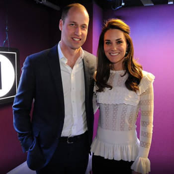 Prince William and Princess Kate as guest DJs at BBC Radio 1 is the internet's latest royal gift, and bless
