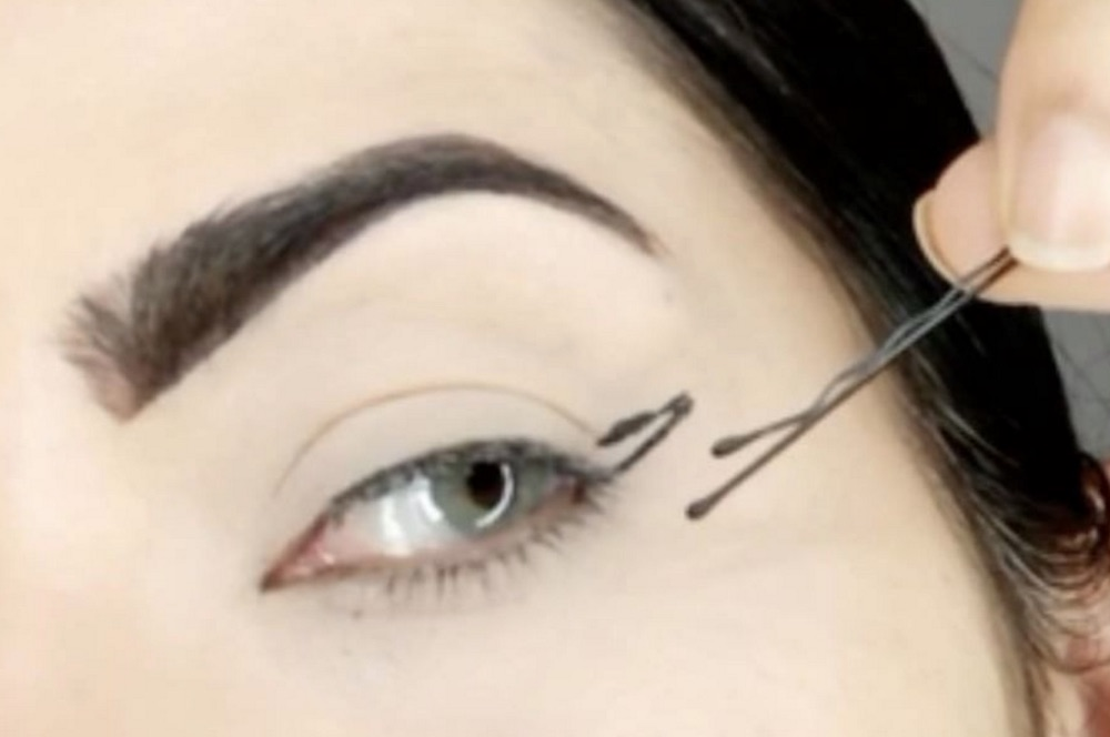 how to make eyeliner at home in hindi