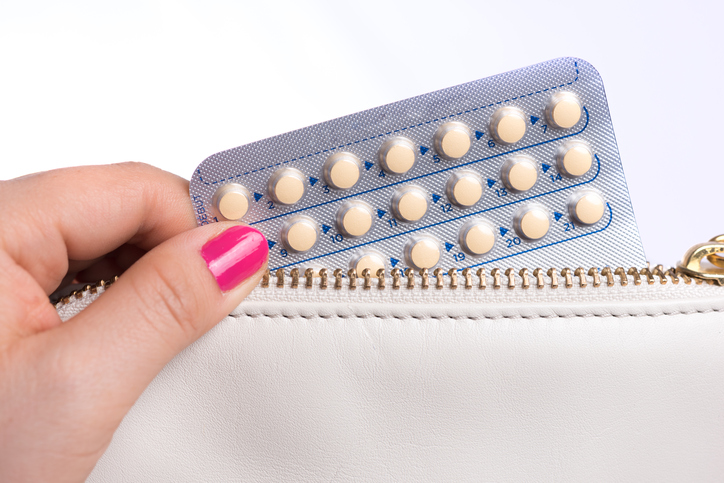 Here's why your birth control pills might be making you feel crummy