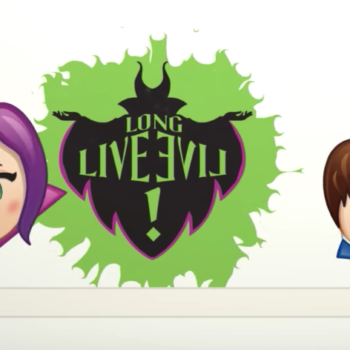 "Disney's ""Descendants"" as told by emojis is the cutest, most evil thing you'll see today"