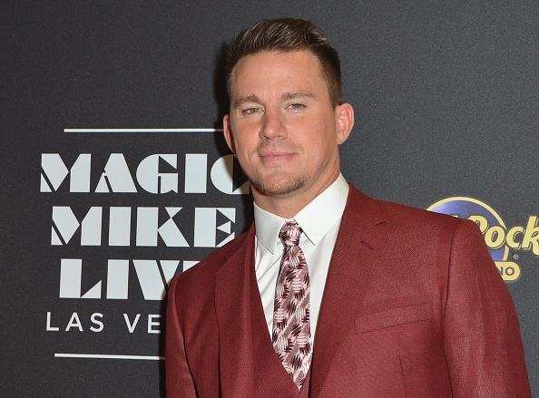 Channing Tatum talks about leaving his life as a stripper behind