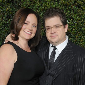 Patton Oswalt pays tribute to his wife, Michelle McNamara, on the one year anniversary of her death