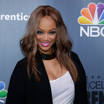 "Tyra Banks opened up about why she returned to ""America's Next Top Model"""
