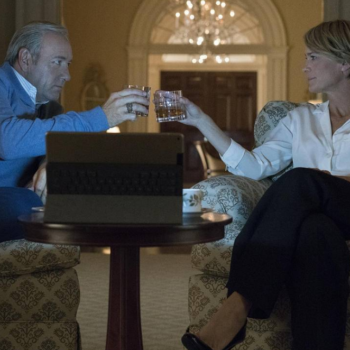 """Your first look at """"House of Cards"""" Season 5 has arrived, and OMG"""