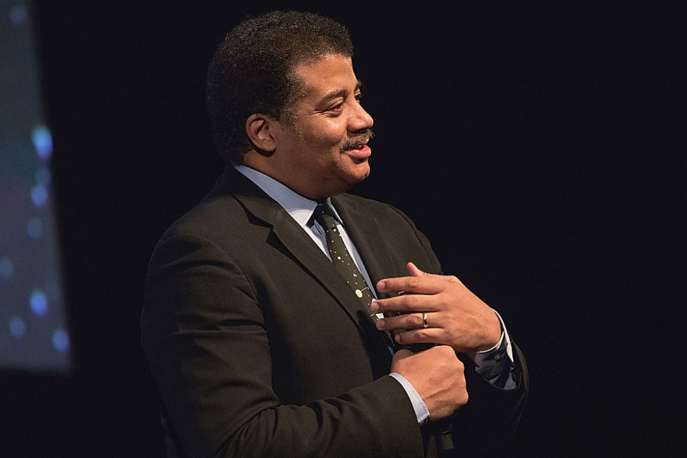 Neil deGrasse Tyson doesn't think we should put trash on the moon, but not for the reasons you think