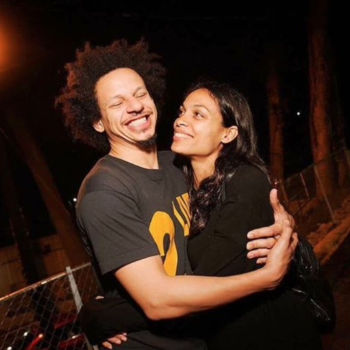 Rosario Dawson revealed the adorable activity she does with her boyfriend, and #goals