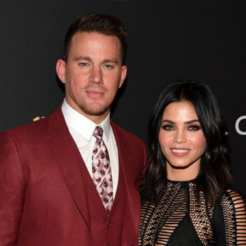 "Channing Tatum and Jenna Dewan might be reuniting on stage for ""Magic Mike Live"""