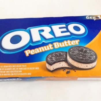 Oreo just released peanut butter ice cream sandwiches, and is there such a thing as too much goodness?
