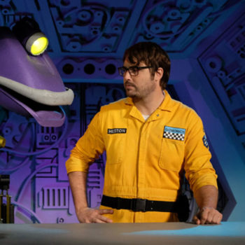 Here's how many times the MST3K team has to watch each terrible, terrible movie