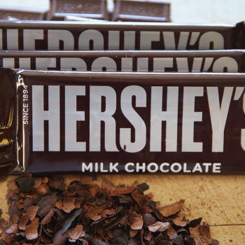 Hershey's just announced a major change to their chocolate, and it's probably a good plan