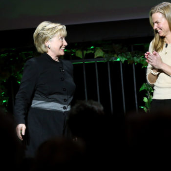 Hillary Clinton surprised people at a film festival with a special appearance for a very good cause