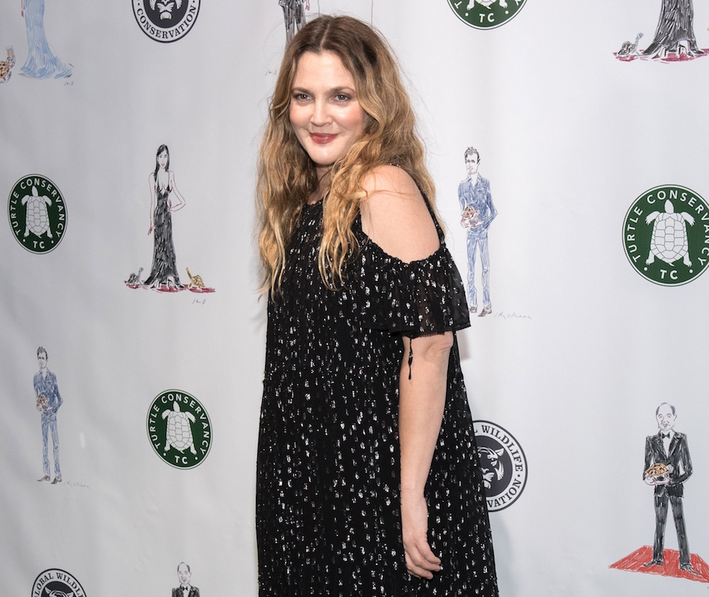 Drew Barrymore just posted the sweetest message for her daughter's birthday