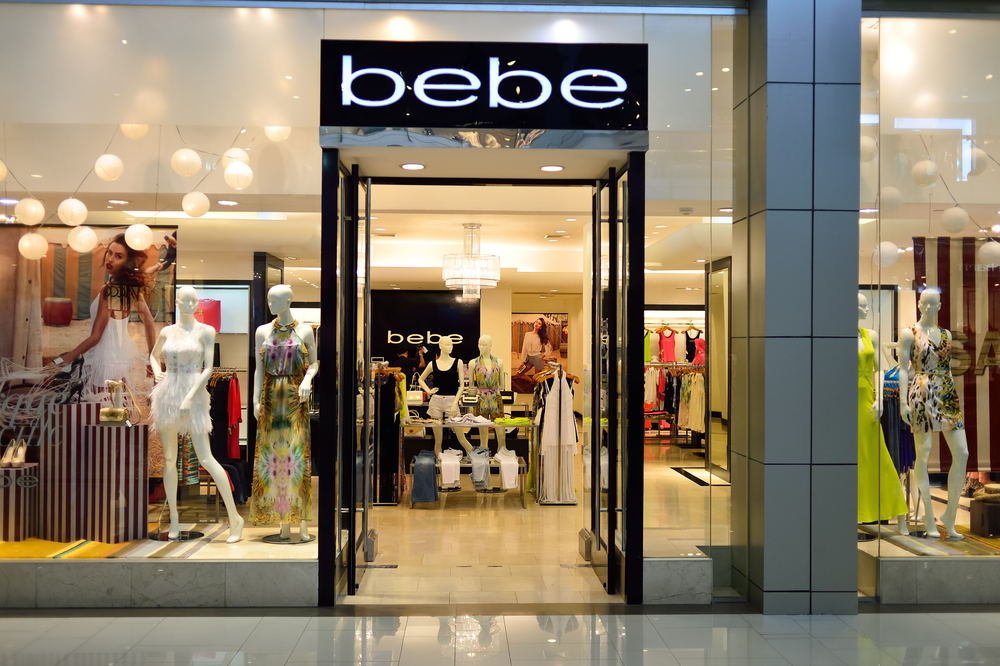 Your fave 2000s going-out dress store, Bebe, has announced it's closing all of its stores