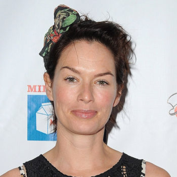"""Game of Thrones'"" Lena Headey had this important thing to say about the treatment of refugees"