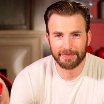 Set your reminders! Chris Evans is set to read a bedtime story, and be still our beating heart