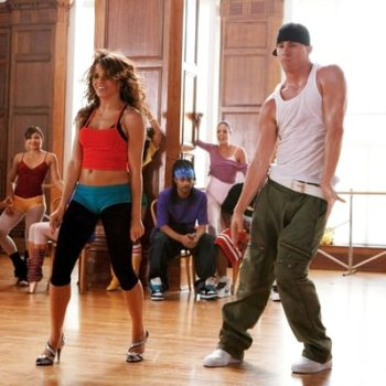 "Jenna Dewan Tatum and Channing Tatum say a ""Step Up"" reunion is definitely in our future"