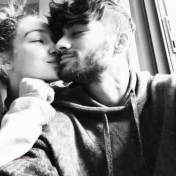 Zayn Malik's birthday message to Gigi Hadid has us melting