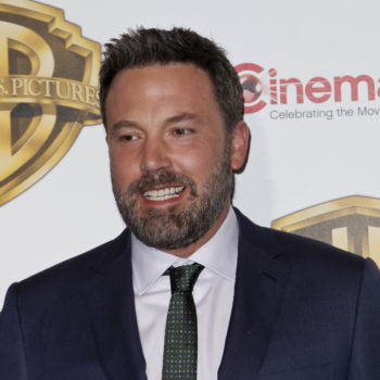 Ben Affleck opened up about the possibility of his kids becoming actors