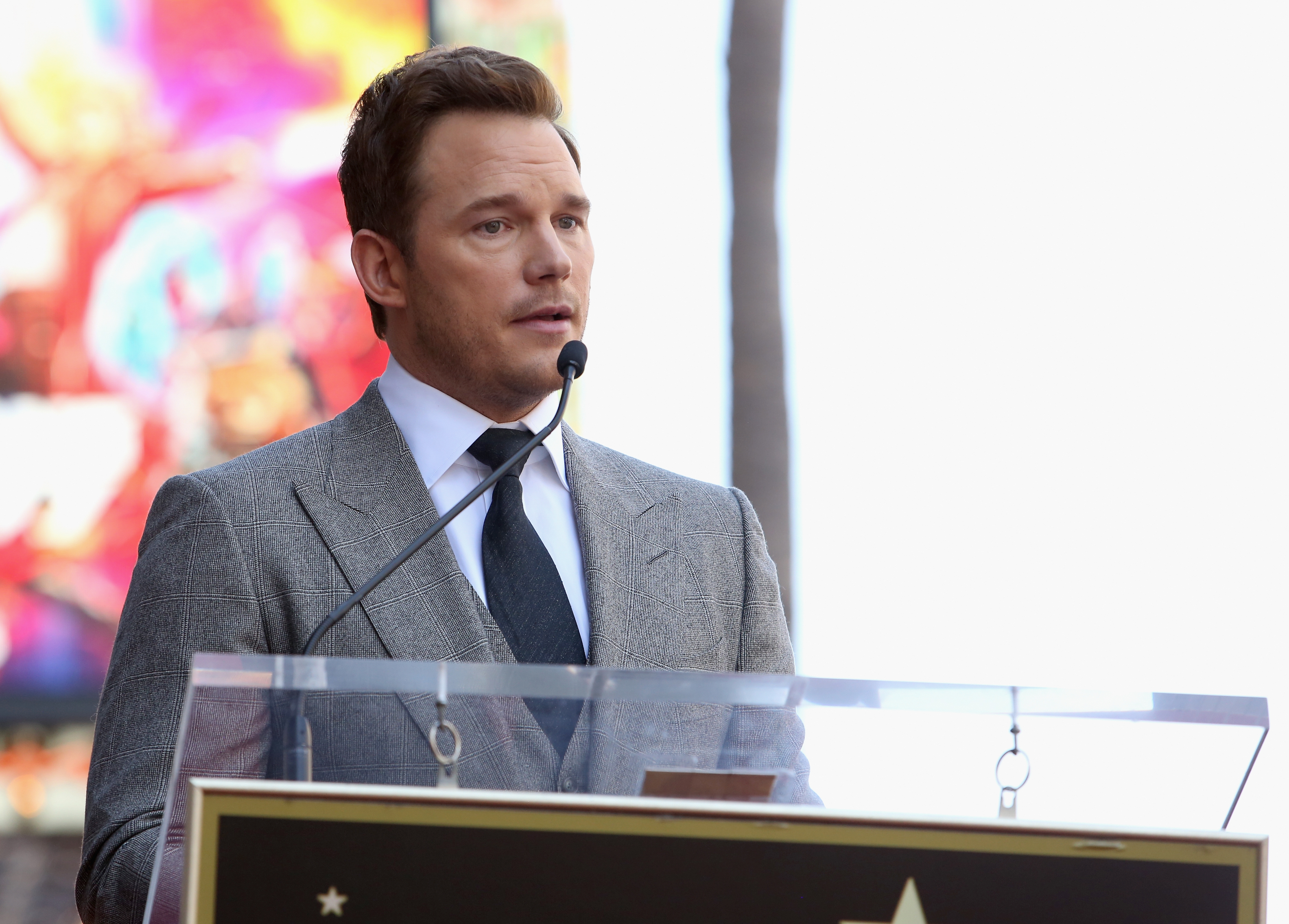Chris Pratt said sorry about a not-so-thoughtful comment he made, and that's cool