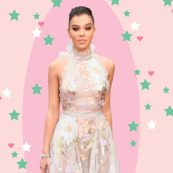 Hailee Steinfeld gave us the best advice on fitness, bullying, and being a badass