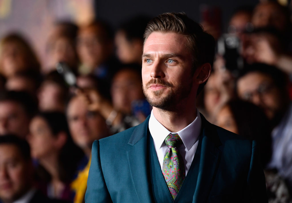 """Dan Stevens took one thing from the """"Beauty and the Beast"""" set, and we're not sure if it's cute or crazy"""