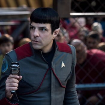 """Star Trek 4"" might not happen, and say it ain't so"