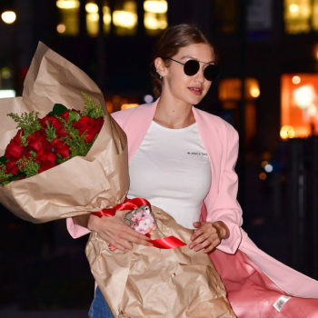 Taylor Swift and Karlie Kloss sent Gigi Hadid birthday flowers that look like wedding centerpieces