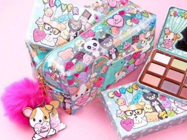 Too Faced's adorable animal-inspired makeup bag will make you swoon