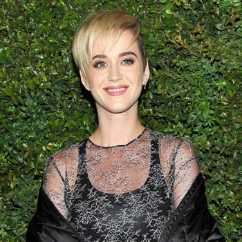 Katy Perry sent her fans a recipe for cherry pie, but what does it mean!?