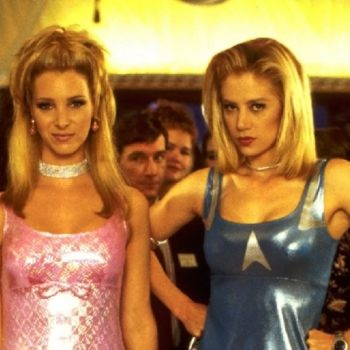 Here's where Lisa Kudrow thinks Romy and Michele would be today